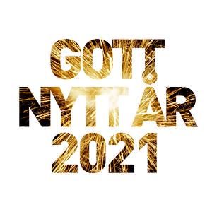 Gott nytt år 2021