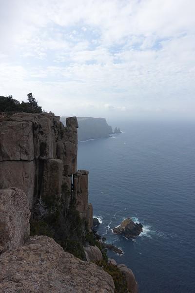 Tasman island in distance