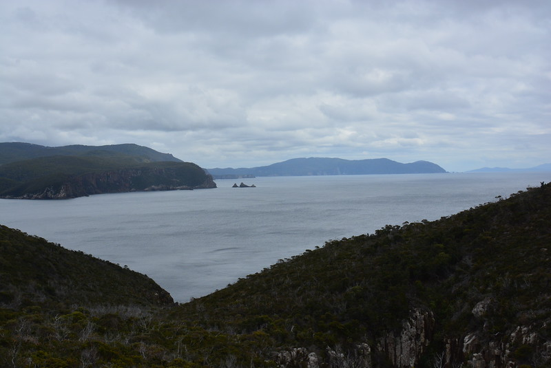 Fortescue Bay.
