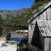 Boat dock on Cradle Lake