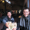 Cheers! (Jo and Cameron)