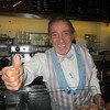 I got a thumbs up from the infamous and animated Juan at Pinotxo bar
