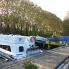 Our spot in Buzet-sur-Baise