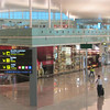 I landed at Barcelona's El Prat airport at 0825.