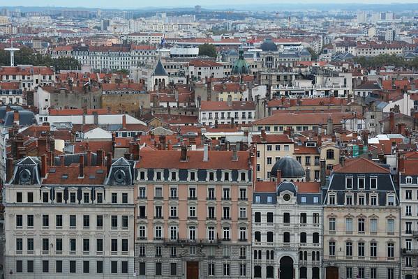 Cities: Lyon & Dijon - Oct 6-8 & 15-16, 2016