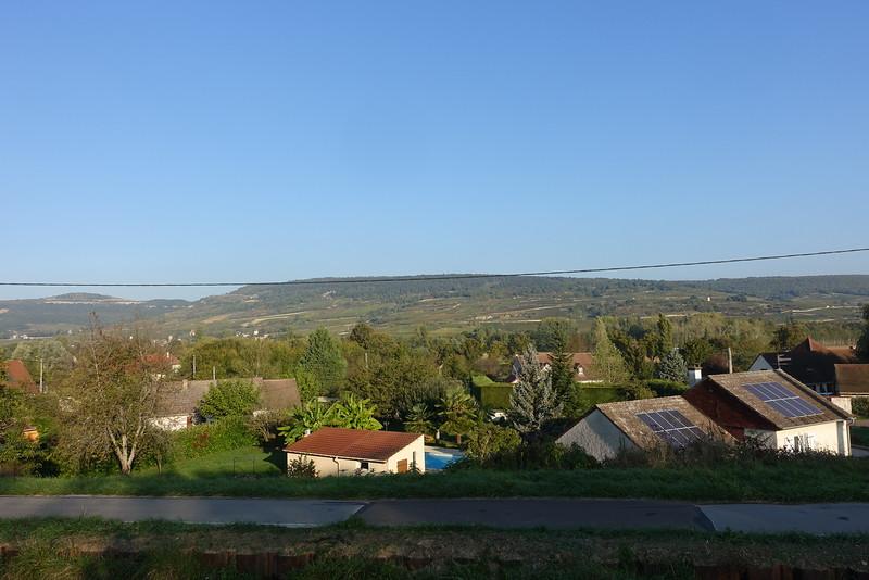 Vineyards of Santenay
