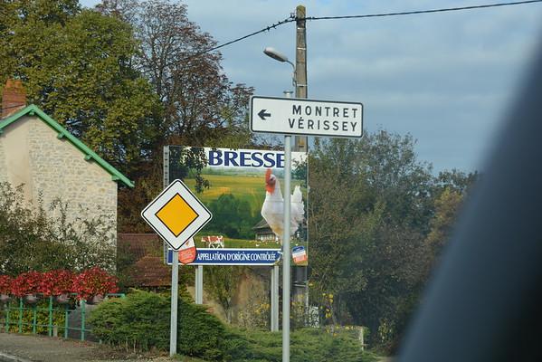 Part 4: Tournus to Branges - Oct 13-14, 2016