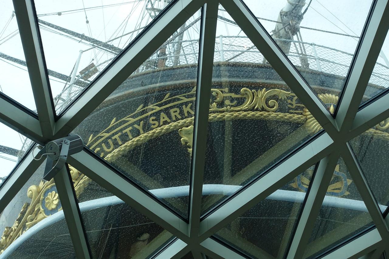The Cutty Sark was the fastest ship of her time and is the world's only surviving extreme clipper