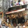 Basket shop in the old quarter