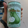 I really took a liking to this beverage.  It's wintermelon.