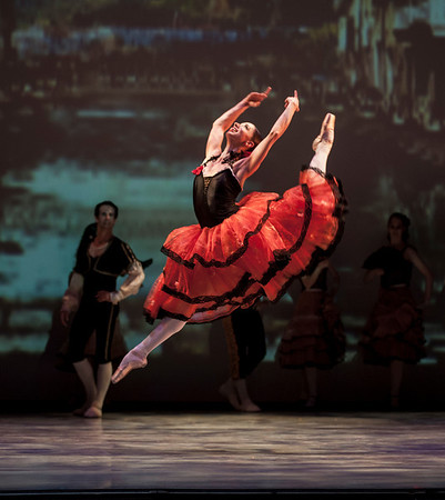 Don Quixote - 2013 ~ Dress Rehearsal