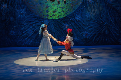 Nutcracker 2013 ~ Selected Cast Changes