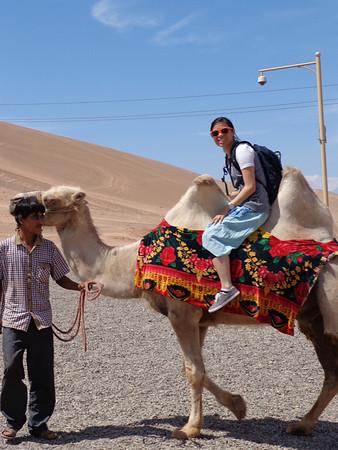 East Asia: Desert Horizons