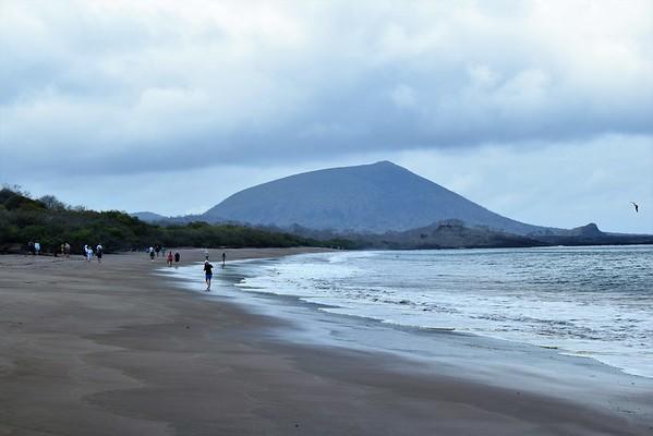 Galapagos Day 9 - Espumilla Beach