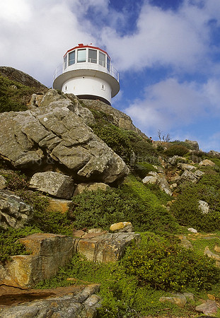 Cape Point Lighthouse, Cape Town, South Africa, Africa