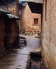Street Scene, Yi-Seven Star Village, Yunnan Province, China, Asia, Asian