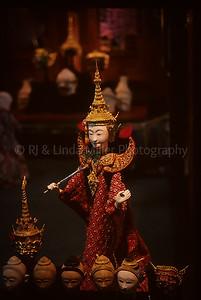 Doll, Bangkok, Thailand, Southeast Asia,