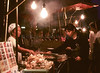 Street Market at Night, Bangkok, Thailand, Southeast Asia,