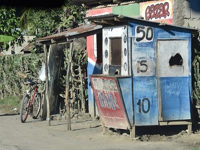 Vendor shack