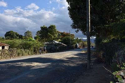 Steven's street