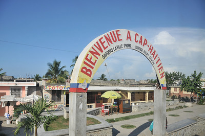 Welcome to Cap-Haitien, second largest city in Haiti