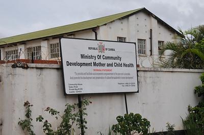 ZAMBIA 2012 004 Ministry of Community Development