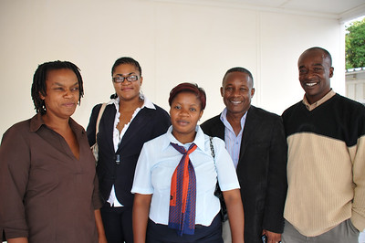 ZAMBIA 2012 032 HFZ Board of directors