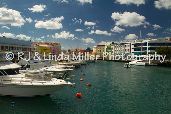 Bridgetown Marina, Barbados, Lesser Antillies, West Indies, Caribbean