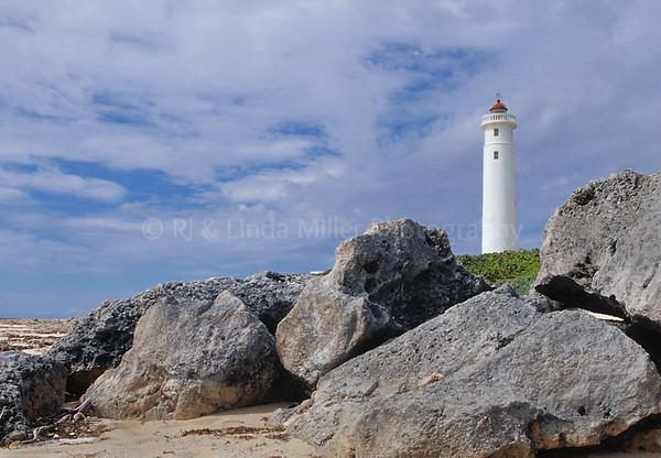 Punta Celerain Lighthouse, Punta Sur Ecological Reserve, Cozumel, Mexico