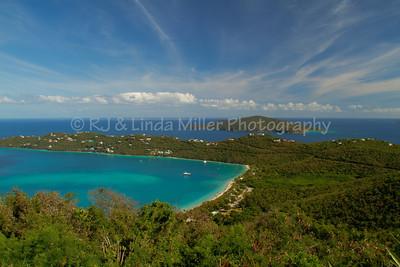 Megan Beach, St. Thomas, US Virgin Islands, Caribbean