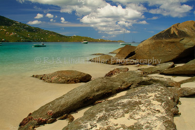 Megan Beach, St. Thomas, US Virgin Islands, Caribbean