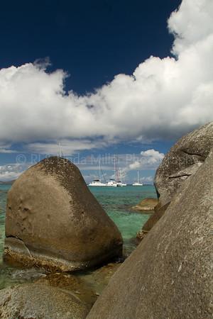Devils Bay, The Baths National Park, Virgin Gorda, Carribean