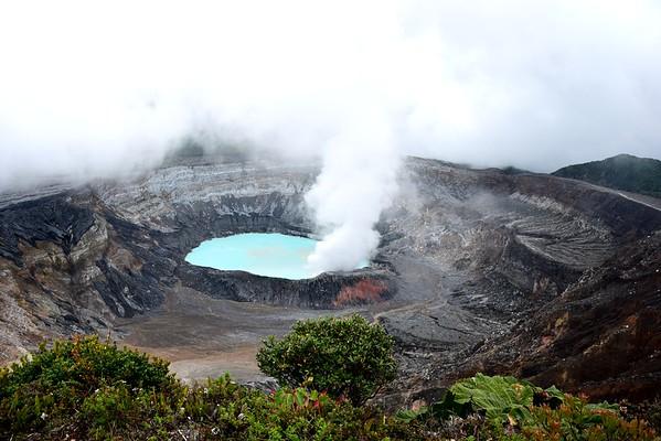 Poas Volcano National Park