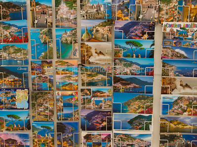 Amalfi Postcards, Amalfi, Amalfi Coast, Italy, Europe