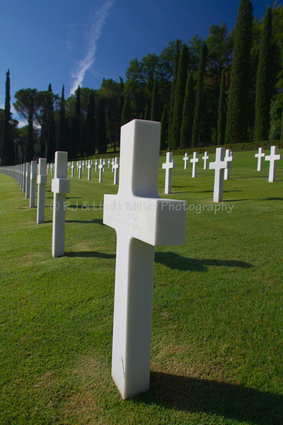 Florence American Cemetery and Memorial, Italy, Europe