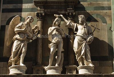 Piazza del Duomo, Florence, Italy