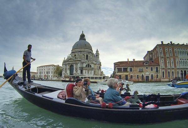 Tour in Gondolla, Venice, Venezia, Italy