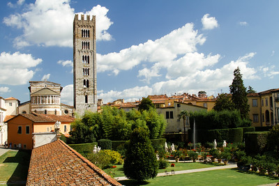 Lucca, Italy, Europe