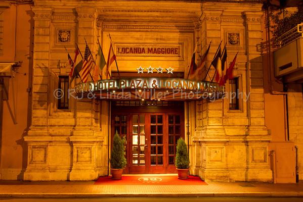 Grand Hotel Plaza & Locanda Maggiore, Montecatini Terme, Italy