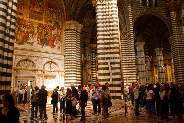 Duomo di siena, Siena, Italy