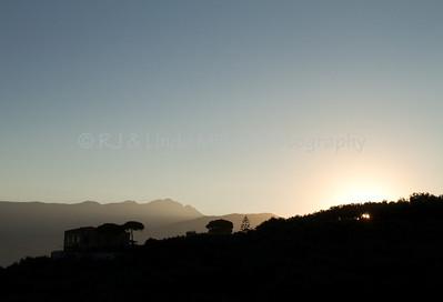 Sunrise Over Sorrento, Italy