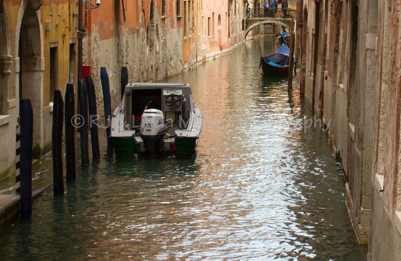Canal, Venice, Venezia, Italy