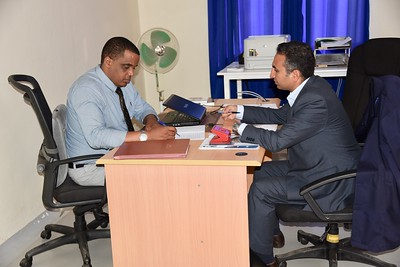 RW 6.17 023 Dr. Fabian, Rwanda Military Hospital.jpg
