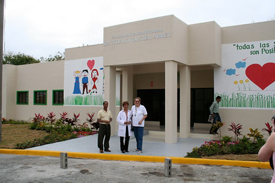 DR 08 003 New Clinic