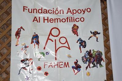 Theme is Superheroes!