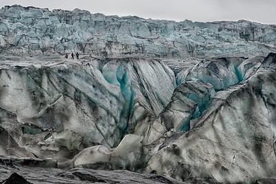 Glacier Iceland