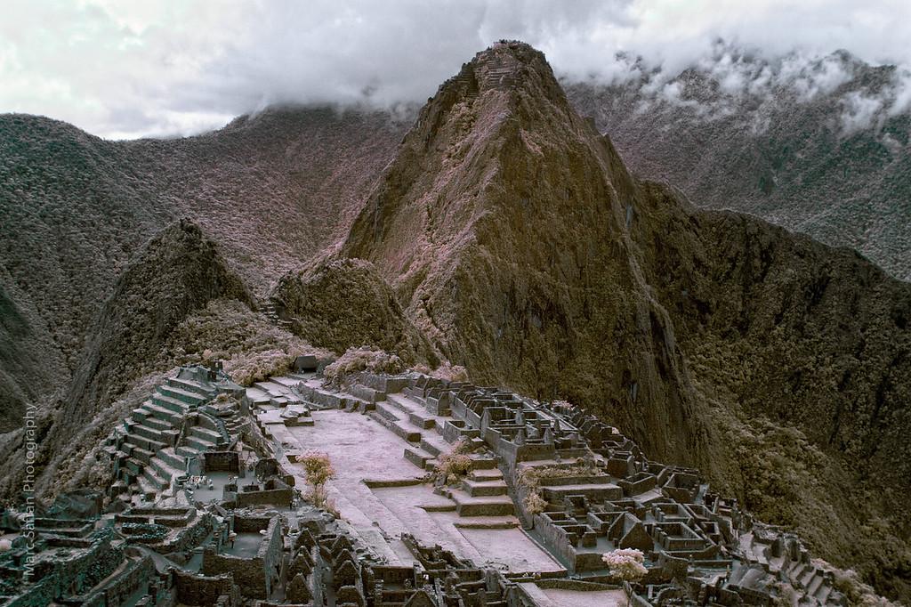 Maccu Pichu,<br /> Peru