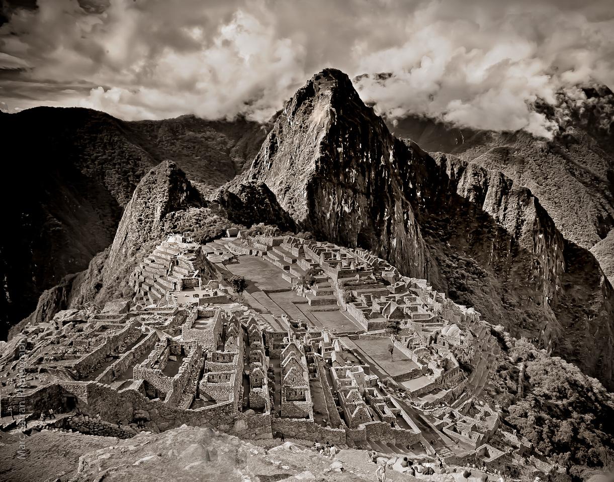 Maccu Pichu<br /> Peru