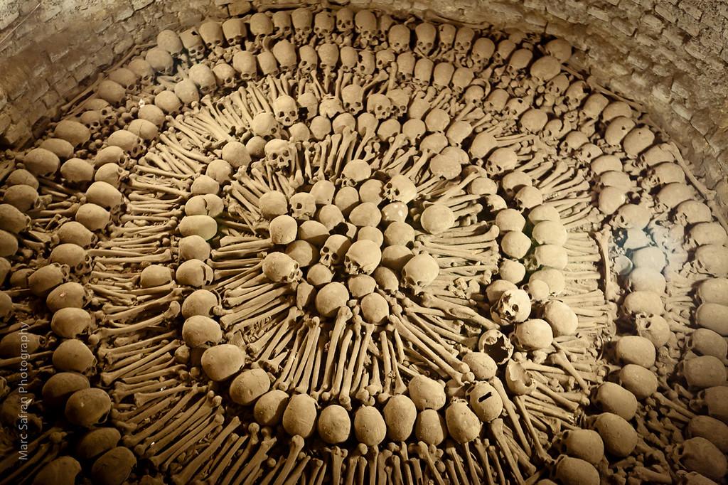 Catacombs<br /> Lima, Peru