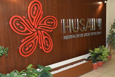 The Husaini Blood Bank